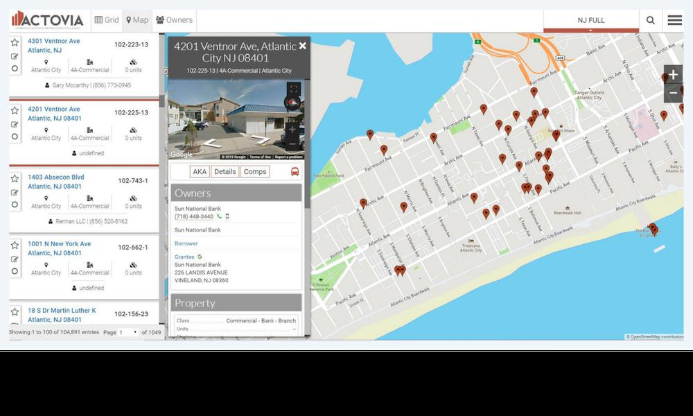 actovia screenshot